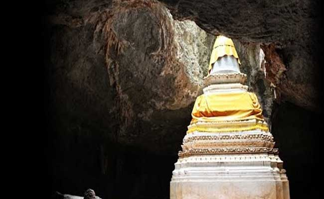 ถ้ำไก่หล่น หัวหิน Kailone cave Huahin