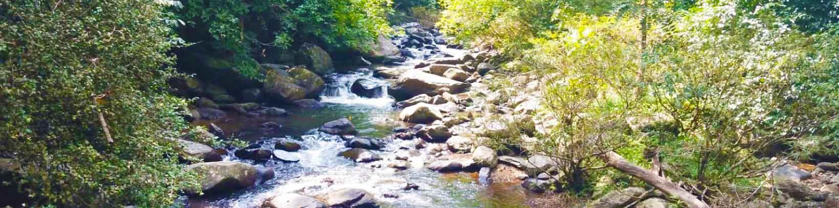 น้ำตกป่าละอู อ.หัวหิน