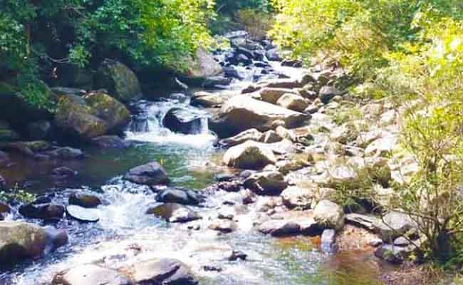 น้ำตกป่าละอู หัวหิน PALA-U Waterfall Huahin
