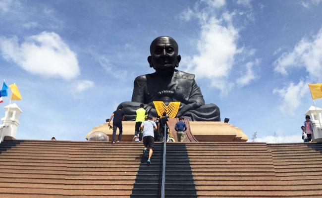 Wat-Huaymongkol Huahin วัดห้วยมงคล หัวหิน