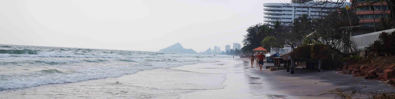 ชายหาดหัวหิน Huahin Beach