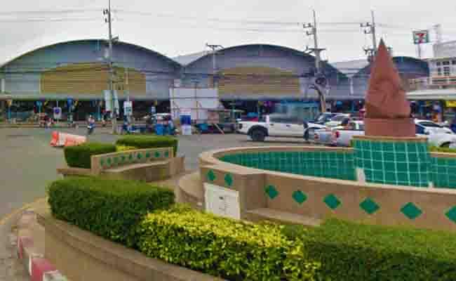 Cha-Am Vegetable Market ตลาดสดชะอำ