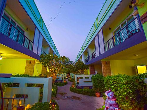 โรงแรมหัวหิน เบย์วอล์ค รีสอร์ท หัวหิน