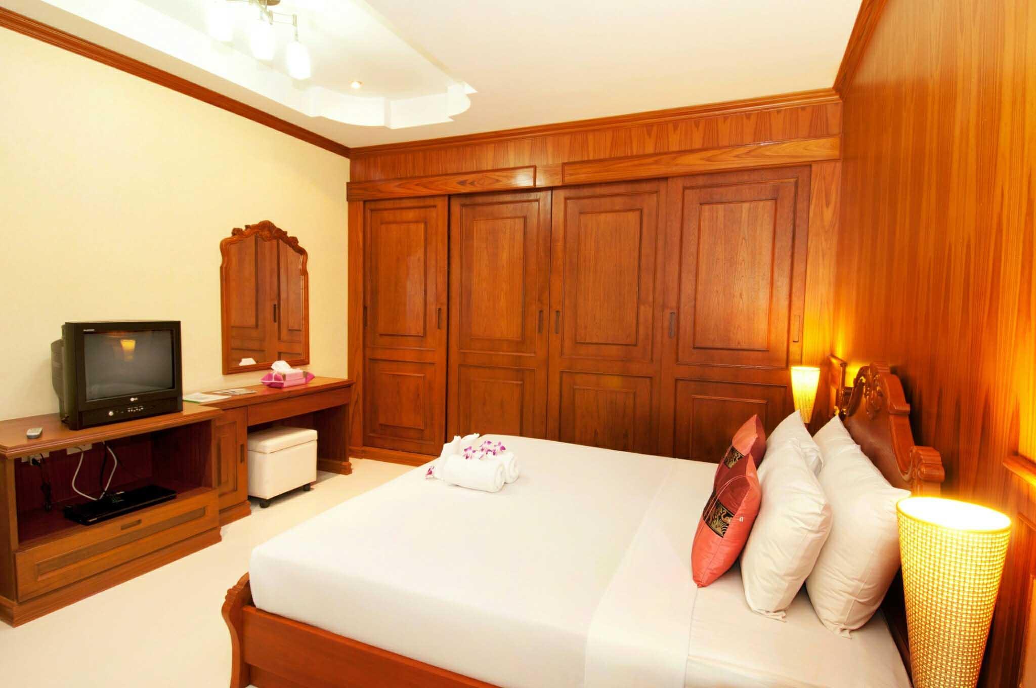ที่พักหัวหิน อัมรินทร์ รีสอร์ท Suite Room