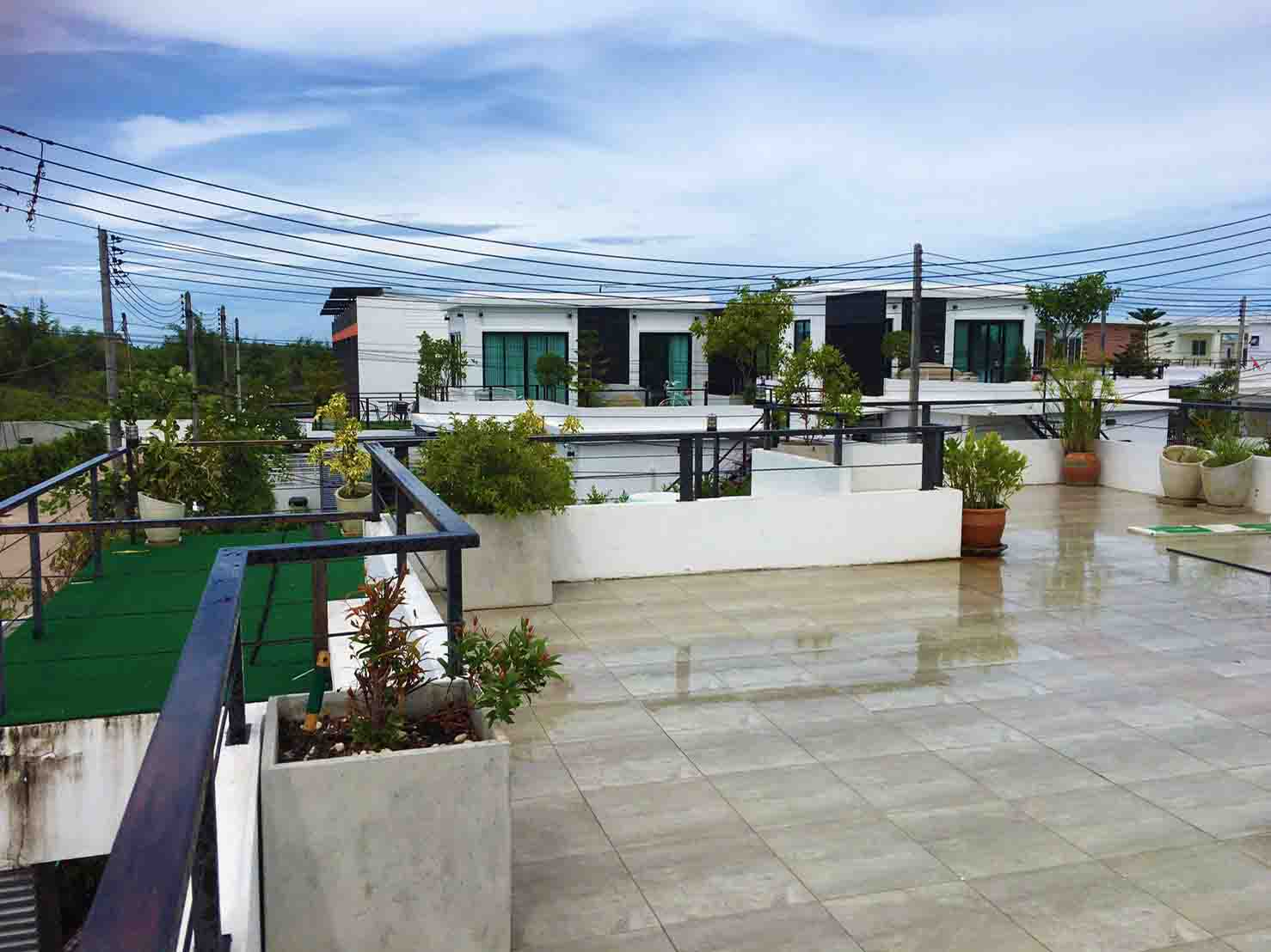 บ้านพักหัวหิน เดอะ วิคตอรี พูลวิลล่า Model 2