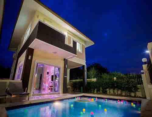 บ้านพักหัวหิน วรรณารา พูลวิลล่า
