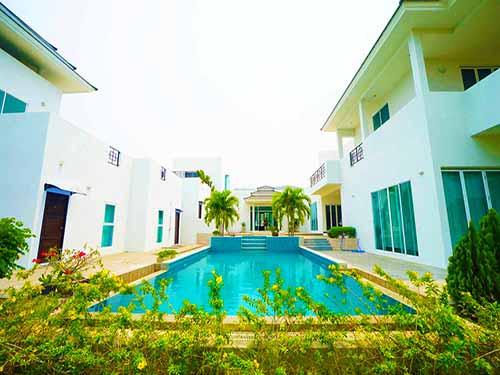 บ้านพักหัวหิน แลนซีโอ หัวหิน พูลวิลล่า Lanceo Huahin Poolvilla Hotel บ้านพักหัวหิน ที่พักหัวหิน