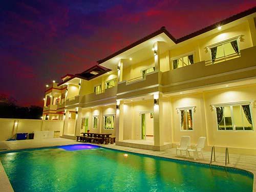 บ้านพักหัวหิน เดอะ พอช หัวหิน พูลวิลล่า The Posh Huahin Poolvilla Hotel