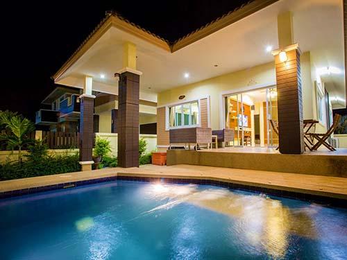 บ้านพักหัวหิน อโนมา หัวหิน ชะอำ พูลวิลล่า บ้านพักหัวหิน Arnoma Hotel Huahin Cha-Am Poolvilla