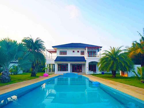 บ้านพักหัวหิน เกสท์เฮาส์ หัวหิน พูลวิลล่า Guesthouse Poolvilla Huahin Cha-Am Hotel