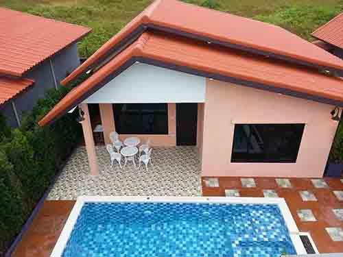 บ้านพักหัวหิน โนร่าเฮาส์ พูลวิลล่า หัวหิน NoraHouse Huahin Poolvilla Hotel