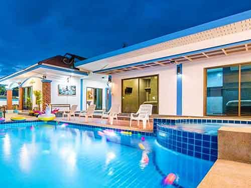 บ้านพักหัวหิน อมารันตา หัวหิน พูลวิลล่า Amaranta Poolvilla Huahin บ้านพักหัวหิน ที่พักหัวหิน บังกะโลหัวหิน โรงแรมหัวหิน คอนโดหัวหิน