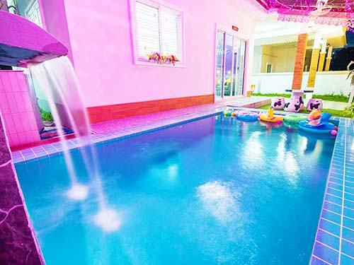 บ้านพักหัวหิน อันดาสิรา หัวหิน พูลวิลล่า Andasira Huahin poolvilla Hotel
