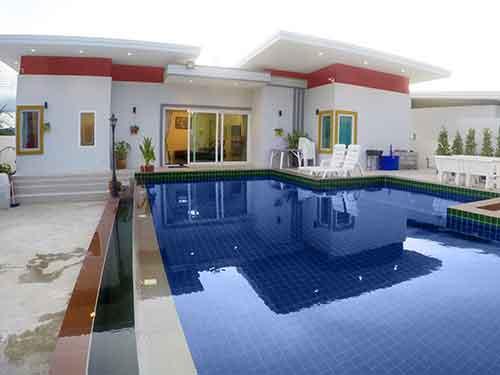 จองที่พักหัวหิน บ้านพักหัวหิน เอเวอร์กรีน เพลส หัวหิน Evergreen Place Huahin PoolVilla