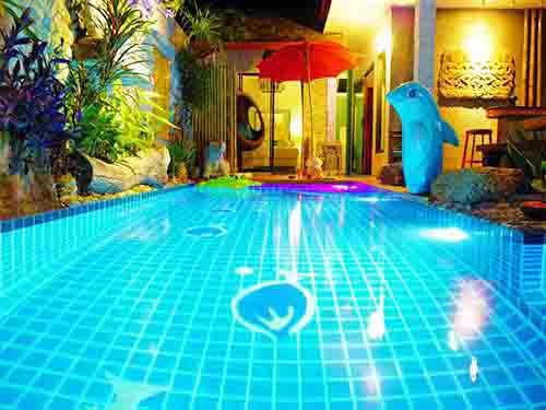 จองที่พักหัวหิน บ้านพักหัวหิน แกรนด์ อินน์ เอราวัณ Grand Inn Arawan Huahin