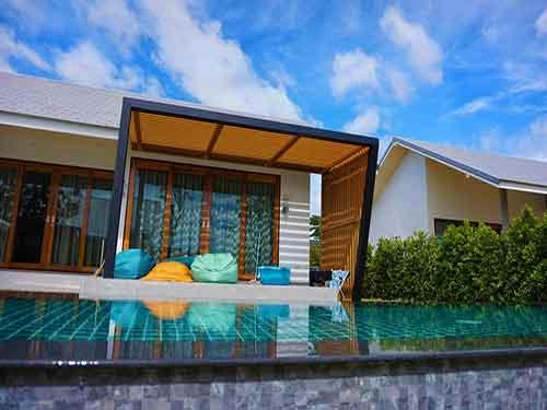 ที่พักหัวหิน บ้านพักหัวหิน ลูเซียโน่ หัวหิน ชะอำ พูลวิลล่า บ้านพักหัวหิน Luciano Huahin Cha-Am PoolVilla Hotel