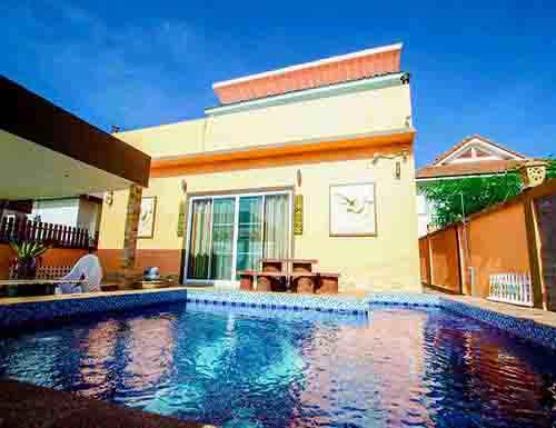 บ้านพักหัวหิน เดอะ ซีเครท หัวหิน พูลวิลล่า sea creat huahin hotel จองที่พักหัวหิน บ้านพักหัวหิน