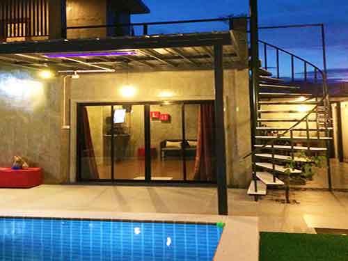 บ้านพักหัวหิน เดอะ วิคตอรี หัวหิน ชะอำ พูลวิลล่า บ้านพักหัวหิน The Victory Huahin Cha-Am Poolvilla Hotel