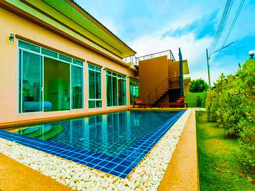 จองที่พักหัวหิน บ้านพักหัวหิน เดอะแกรนด์ หัวหิน ชะอำ พูลวิลล่า บ้านพักหัวหิน grandstar huahin Cha-Am hotel