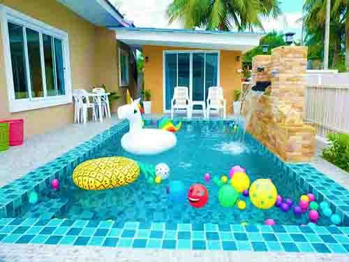 บ้านพักหัวหิน เดอะ พรอพ หัวหิน พูลวิลล่า The Prop Poolvilla Huahin Hotel