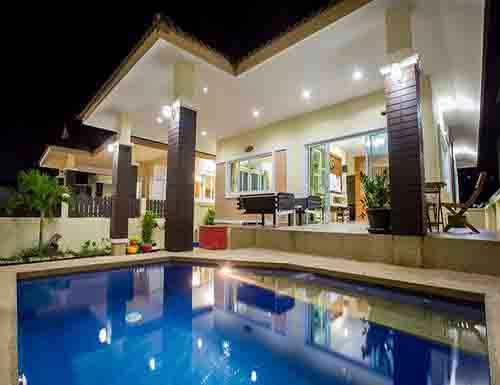 จองที่พักหัวหิน บังกะโลหัวหิน บ้านพักหัวหิน จุฑาธิป พูลวิลล่า หัวหิน Jutathip Huahin Poolvilla Hotel
