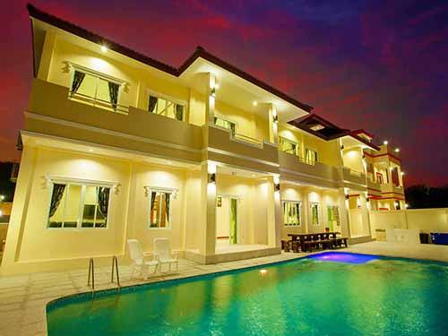 บ้านพักหัวหิน เดอะ พอช หัวหิน พูลวิลล่า The Posh Huahin Poolvilla