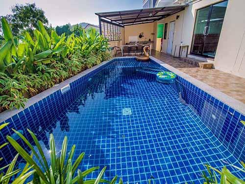 บ้านพักหัวหิน สลีพ ไนซ์ พูลวิลล่า Sleep Nice Poolvilla Huahin