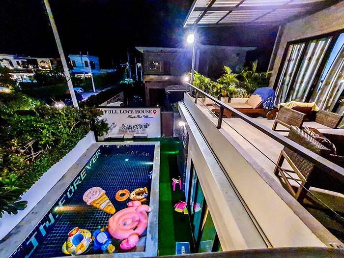 เดอะ วิตตอรี่ Model 2 จองบ้านพักหัวหิน โรงแรมหัวหิน ที่พักหัวหิน บ้านพักหัวหิน บังกะโลหัวหิน