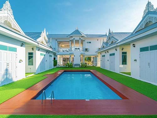 บ้านพักหัวหิน อมารันตา รีสอร์ท  Amaranta Resort Poolvilla  ที่พักหัวหินราคาถูก ที่พักหัวหินใกล้ทะเล จองที่พักหัวหิน บ้านพักมีสระว่ายน้ำ โรงแรมหัวหิน ติดทะเล